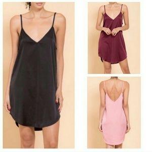 Dresses & Skirts - Slip dress